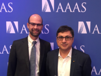 CEID members John Drake & Pej Rohani named AAAS Fellows